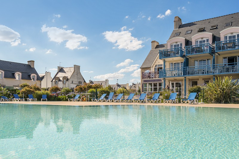 TOP DEAL vakantiepark Finistère 🏕️Pierre & Vacances Résidence Cap Marine