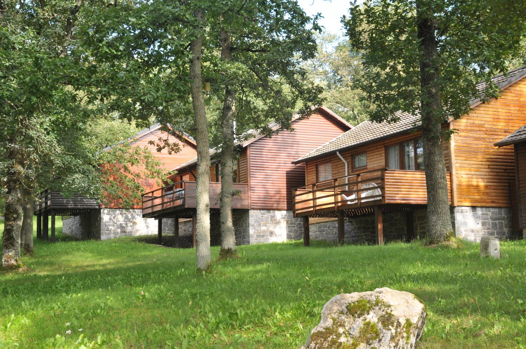 Aanbieding bungalow Wallonië 🏕️Le Bochetay