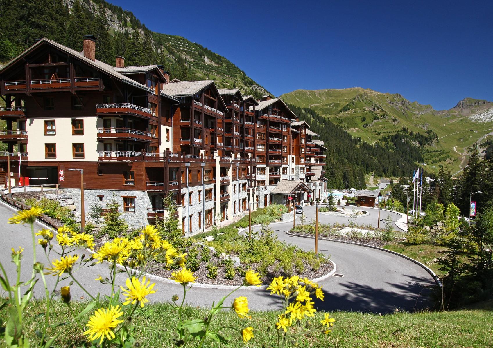 Aanbieding bungalow Savoie 🏕️Pierre & Vacances Premium Résidence Les Terrasses d'Eos