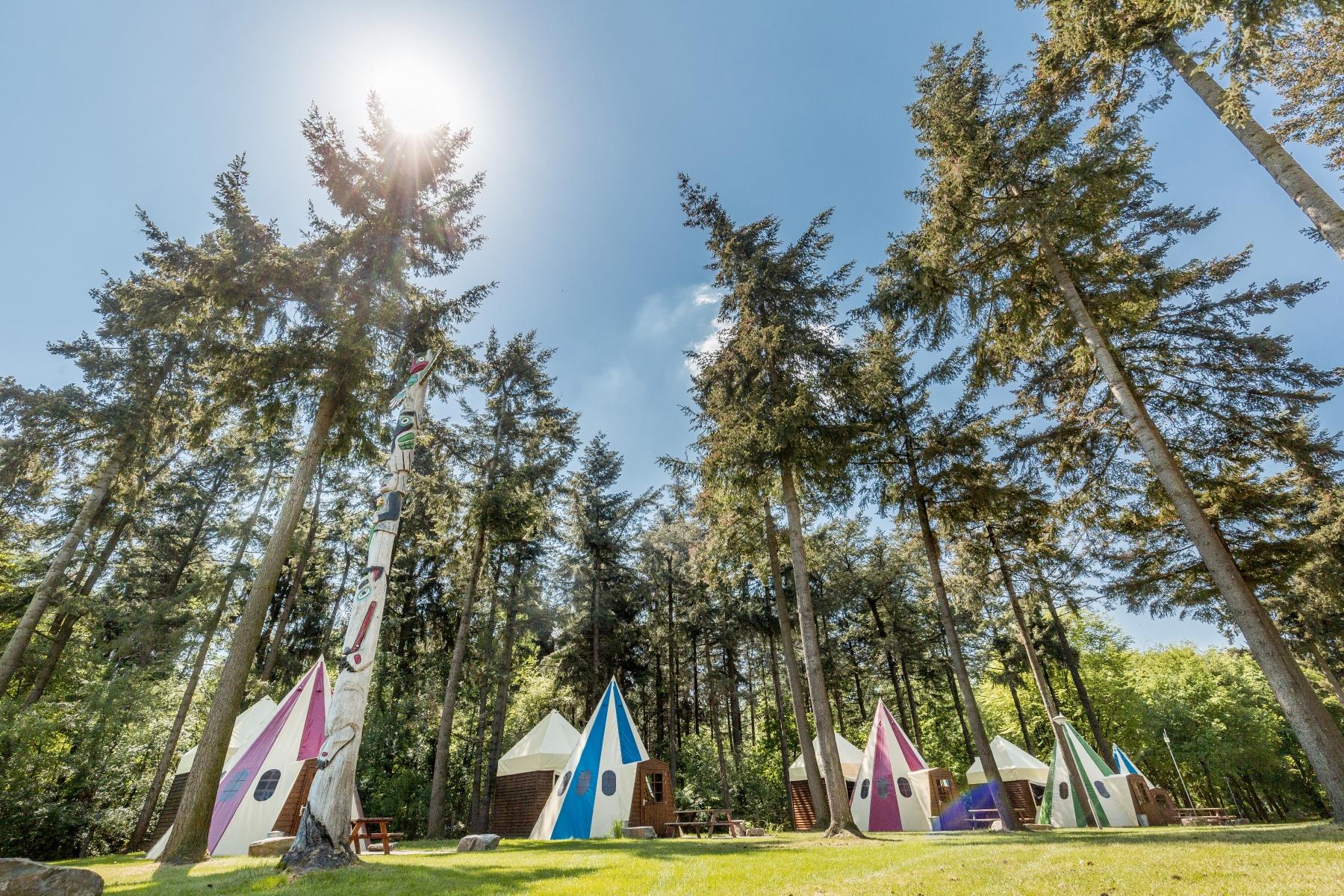 Vakantiedeal vakantiehuisje Noordoost-Brabant 🏕️Vakantiepark De Bergen