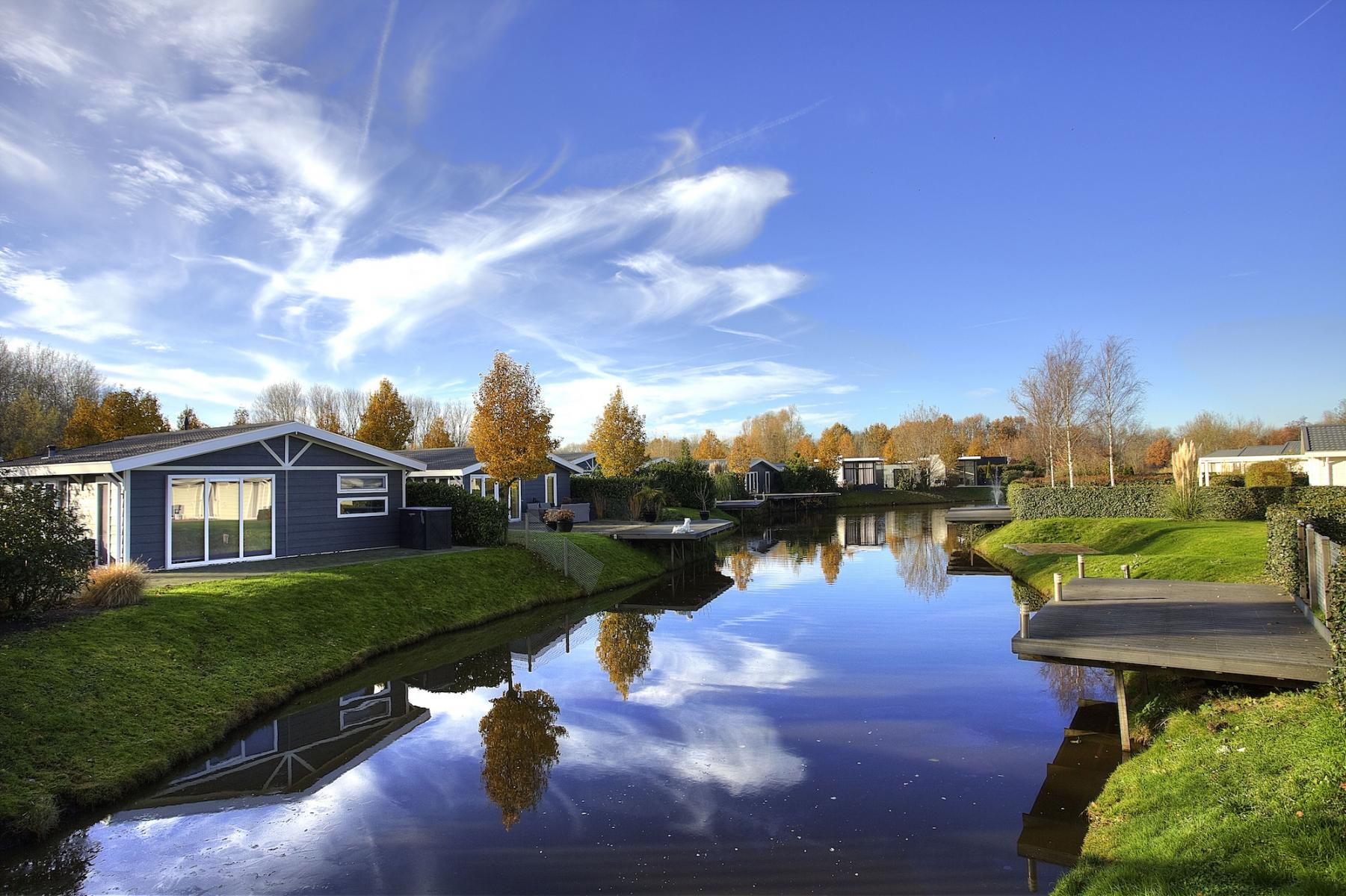 Top bungalow Kust Nederland 🏕️Droompark Buitenhuizen