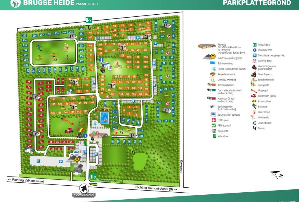 Oostappen park Brugse Heide