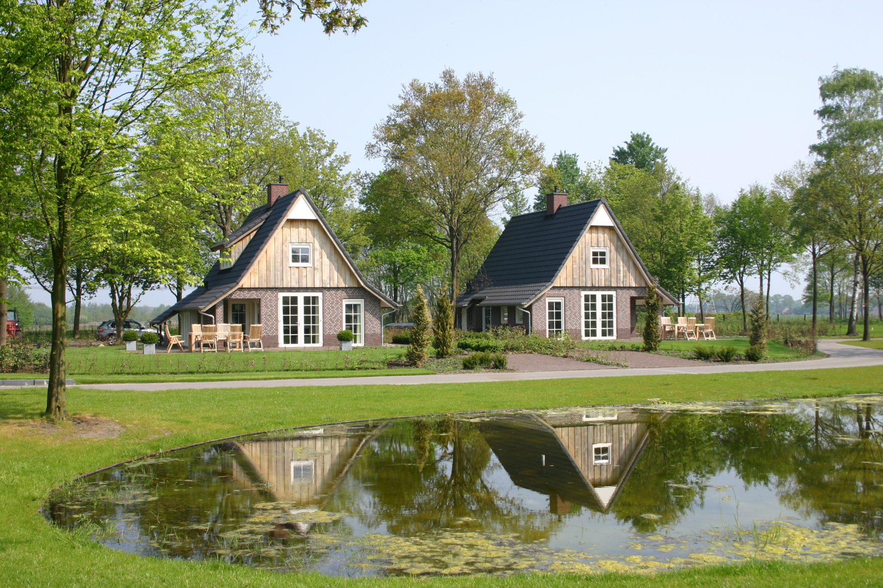 Korting vakantiepark Twente 🏕️Hof van Salland