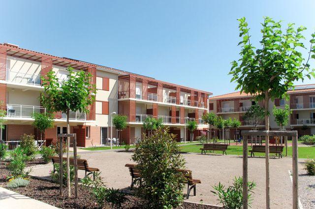 Vakantiecomplex Demeures de la Massane