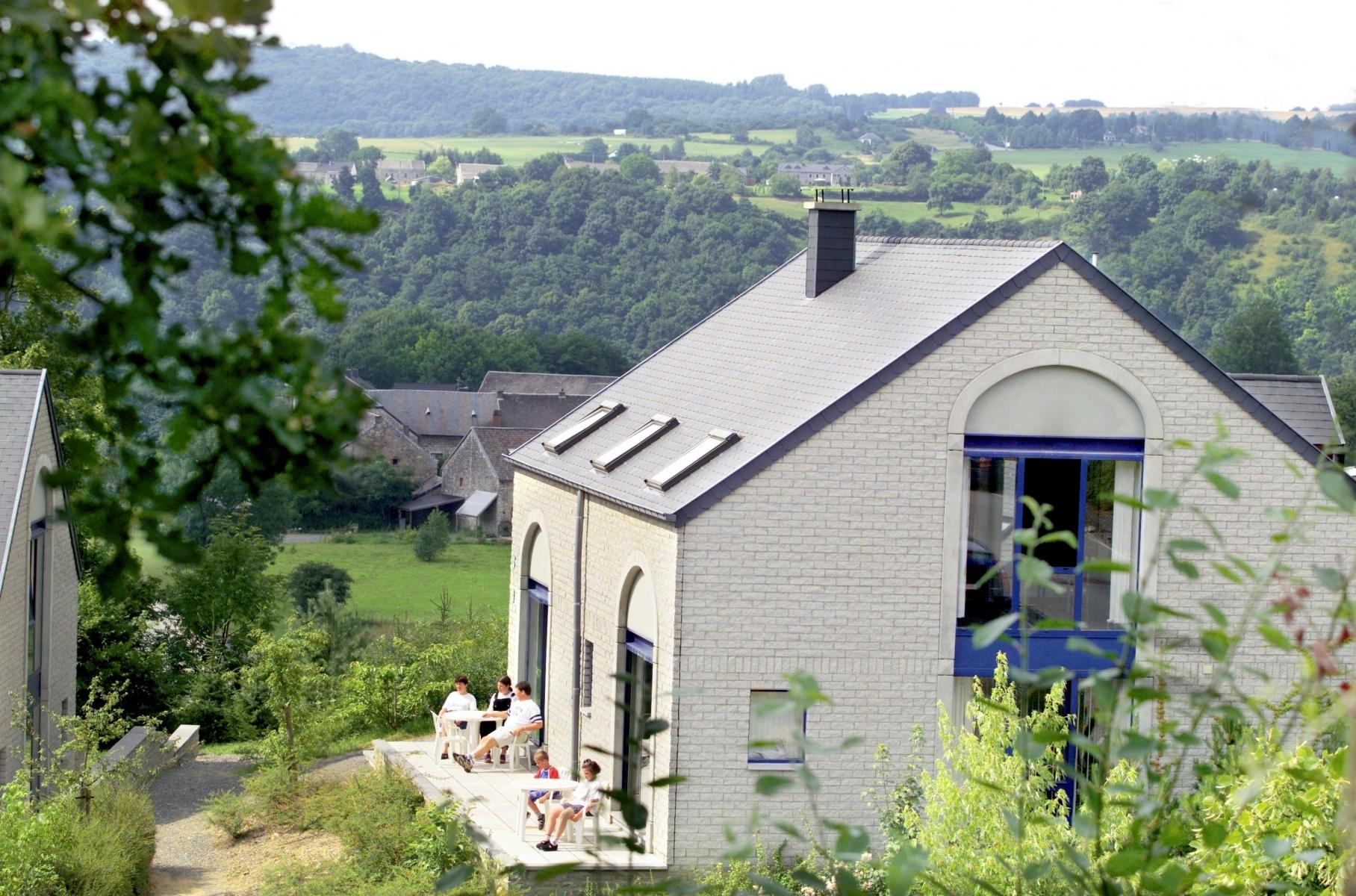 Aanbieding vakantiehuisje Belgische Ardennen 🏕️Residence Durbuy Ardennen