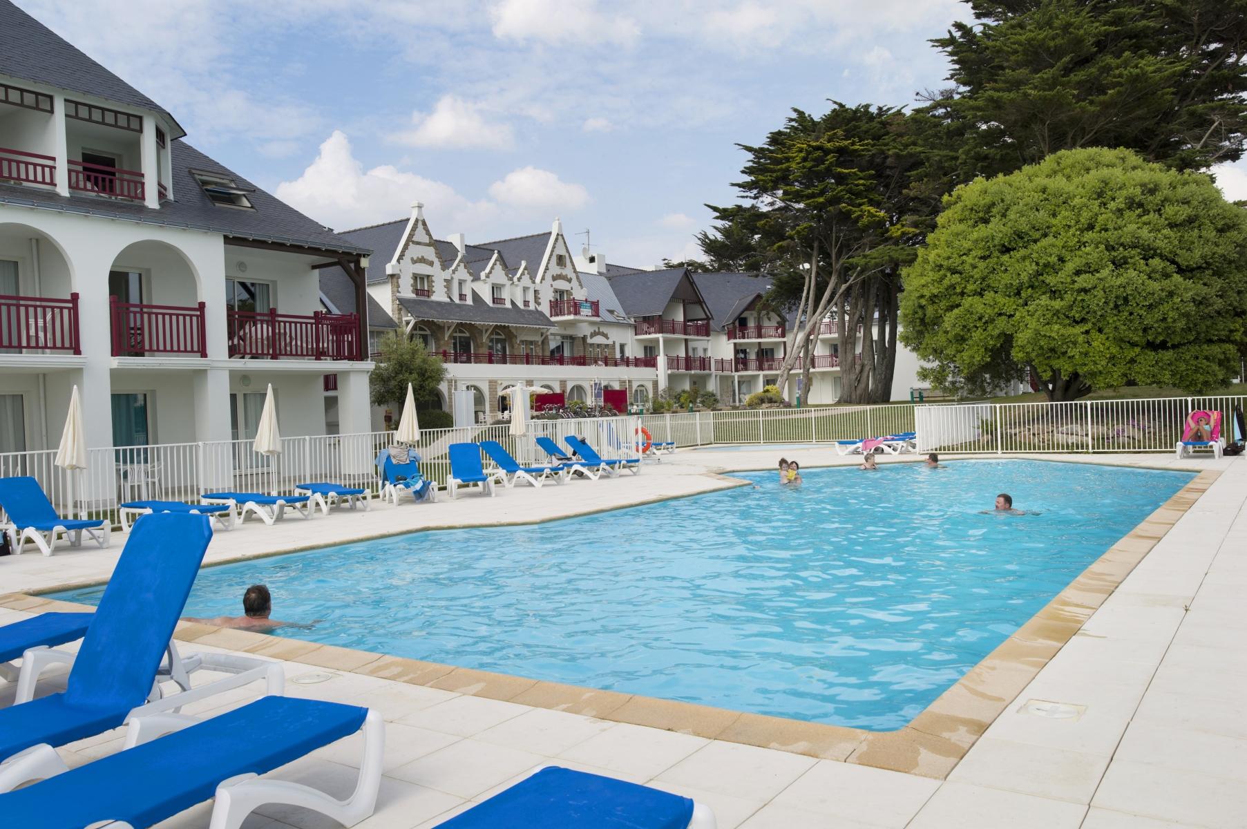 Korting vakantiepark Finistère 🏕️Pierre & Vacances Premium Résidence Le Domaine de Cramphore