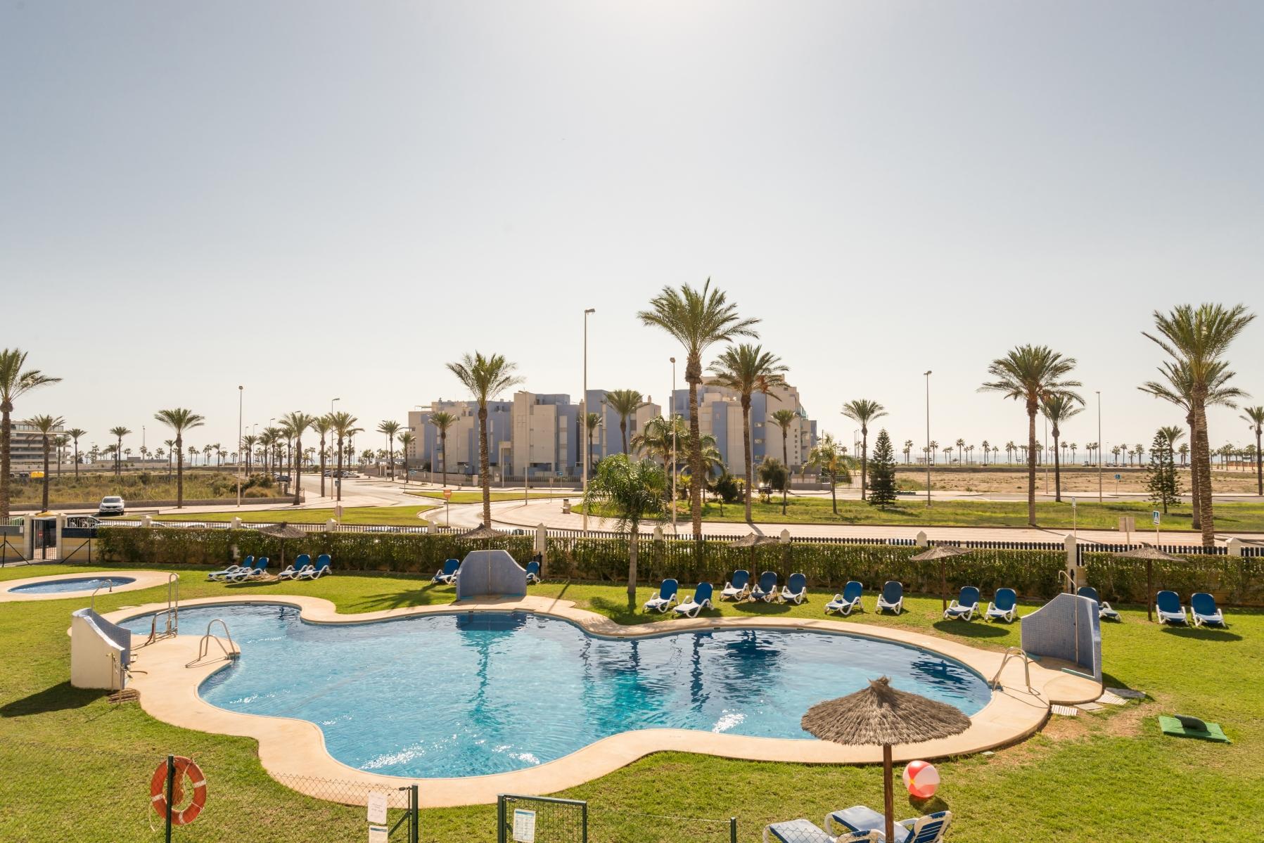 Vakantiedeal vakantiepark Costa de Almería 🏕️Pierre & Vacances Résidence Almería Roquetas de Mar