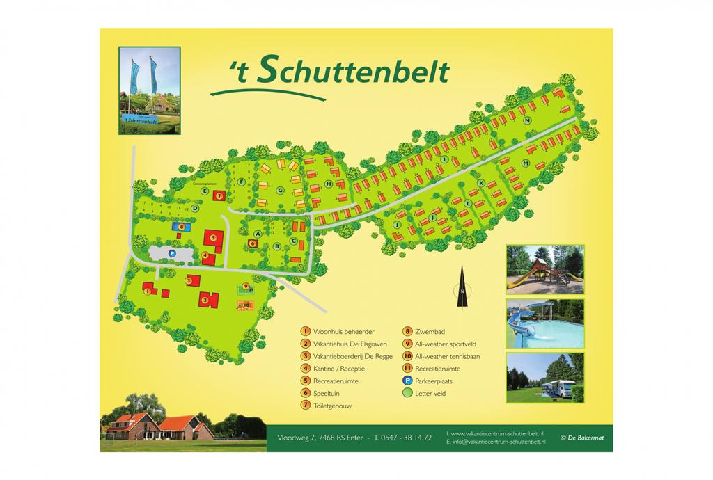 Vakantiecentrum 't Schuttenbelt
