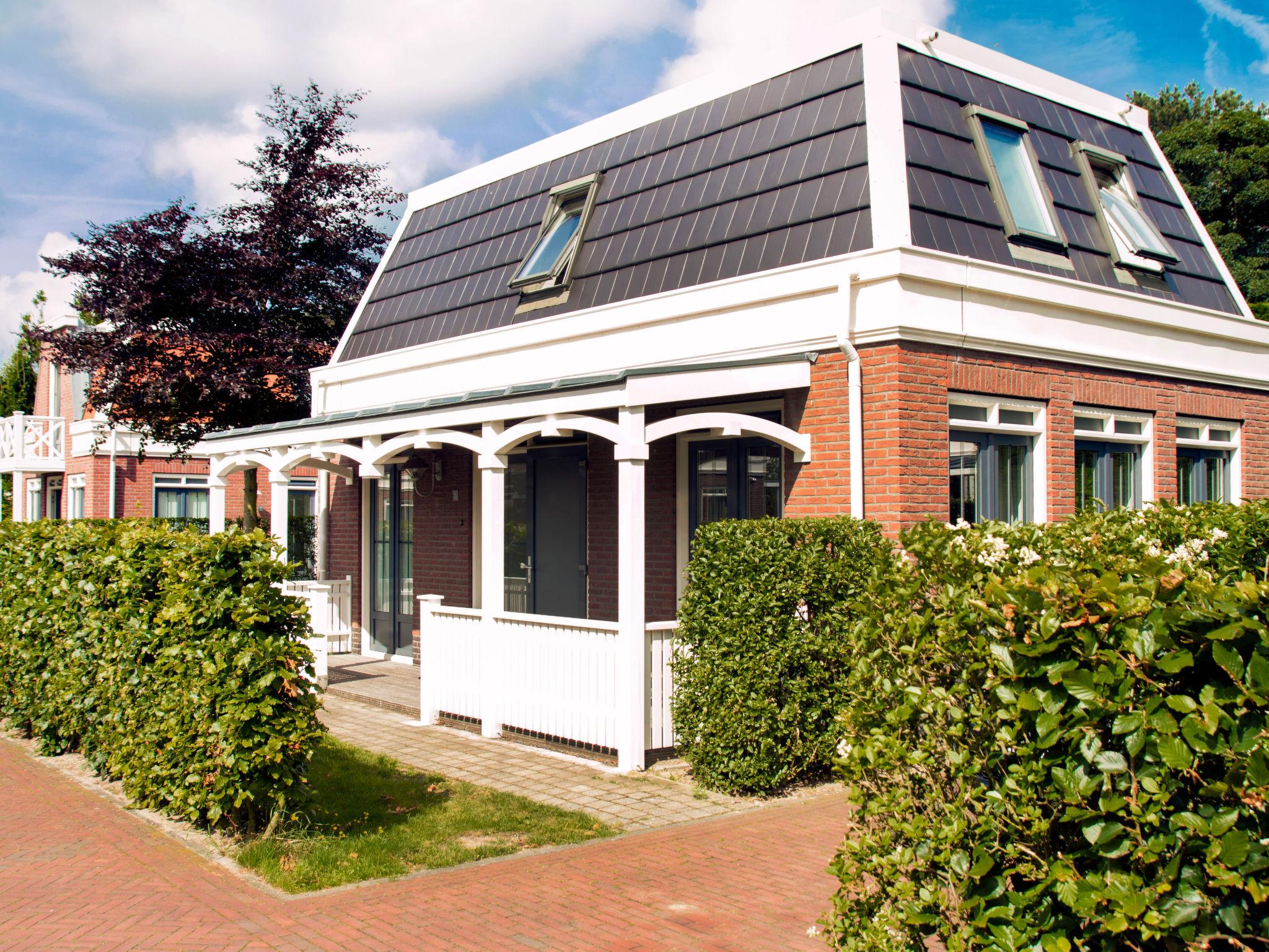 Korting vakantiehuisje Kust Nederland 🏕️Bungalowparck Tulp & Zee