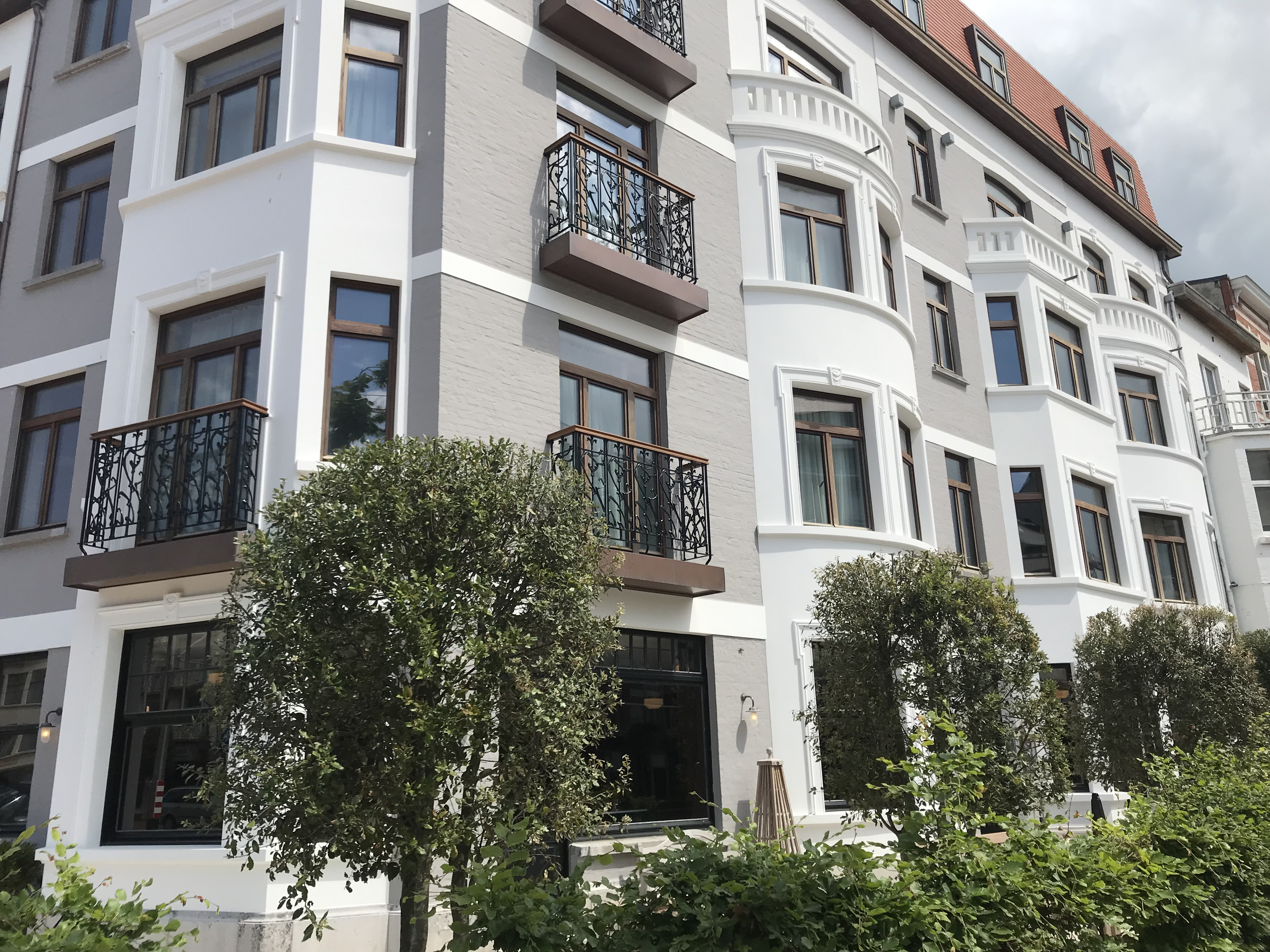 Gatsby Hotel Blankenberge