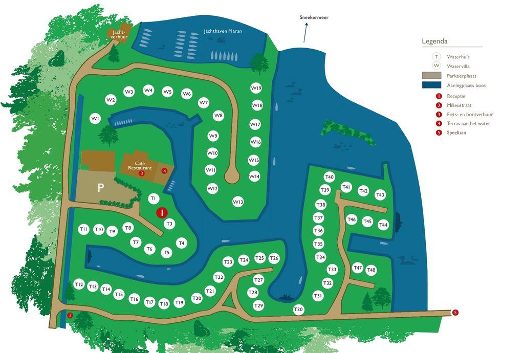 Roompot Waterpark Terkaple