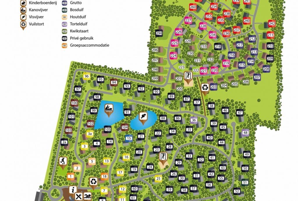 Bungalowpark Hoge Hexel