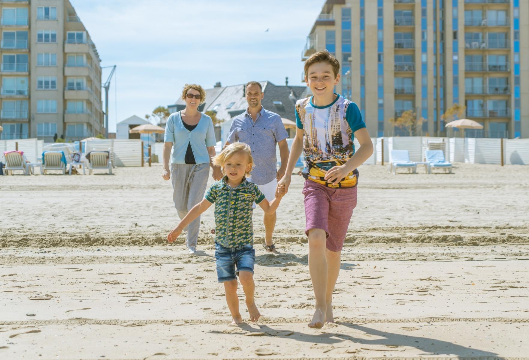 Deal vakantiepark Kust België 🏕️Holiday Suites Appartementen Blankenberge