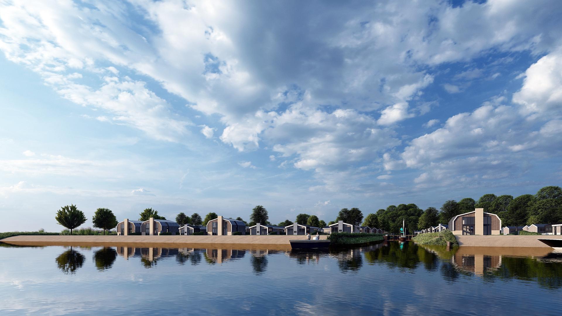 Korting vakantiehuisje  🏕️EuroParcs Resort De Kraaijenbergse Plassen