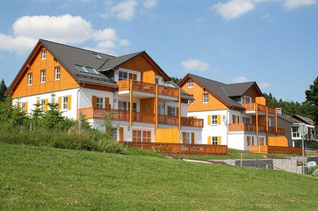 UplandParcs Haus Bergsicht