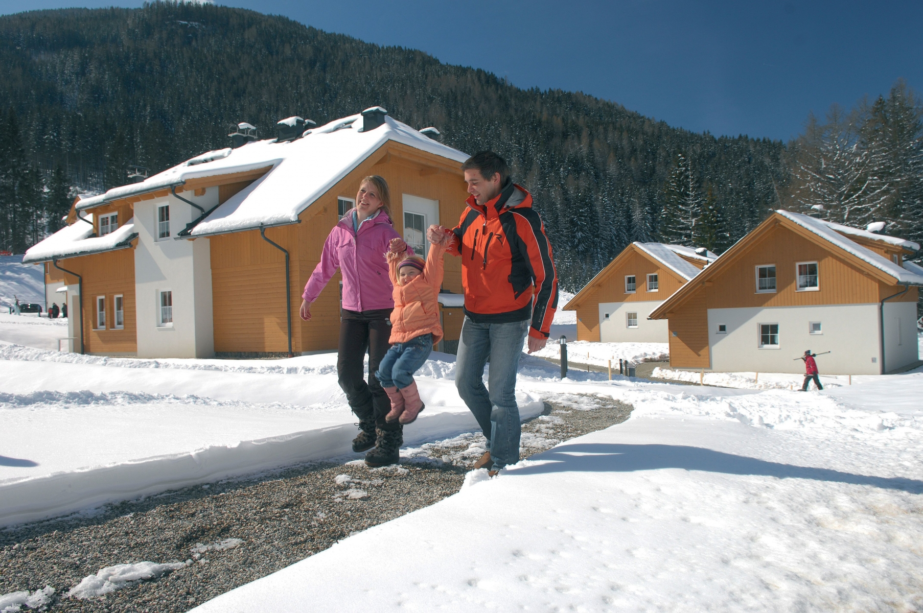 Aanbieding vakantiepark Ossiacher See 🏕️Landal Bad Kleinkirchheim