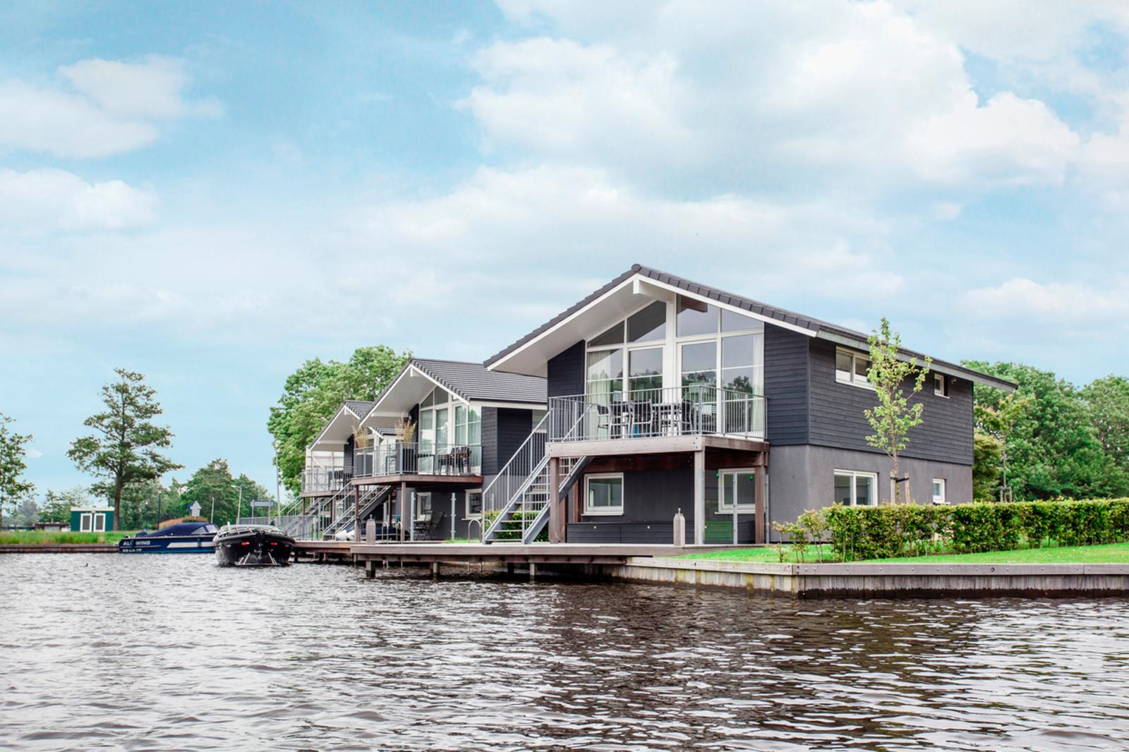 Aanbieding vakantiehuisje Friese meren 🏕️Landal Waterpark Sneekermeer