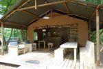 6-Personen Möbliertes Zelt Safaritent - Farmlodge