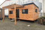 4-person mobile home/caravan Woodlodge