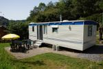 6-person mobile home/caravan Eco-Lodge (max. 2 adults)