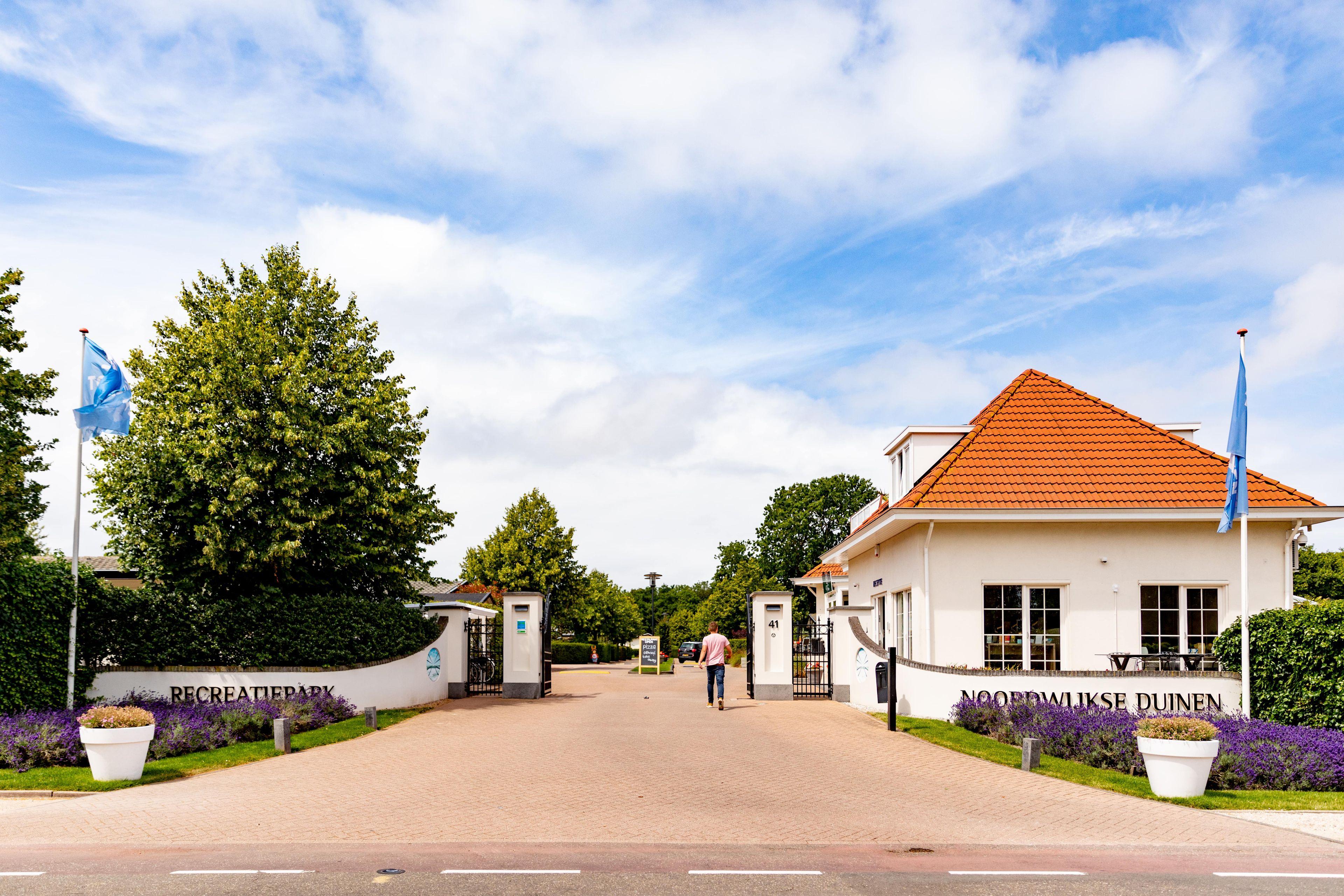 Korting bungalow Kust Nederland 🏕️EuroParcs Resort Noordwijkse Duinen