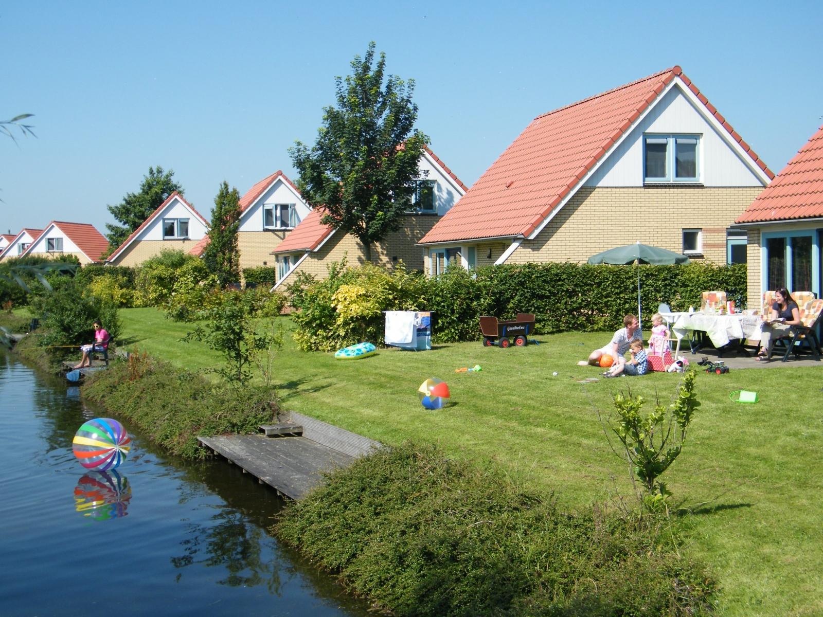 TOP DEAL vakantiepark IJsselmeer 🏕️Villavakantiepark IJsselhof