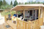 5-Personen Möbliertes Zelt Lodge Gusto (5+1)
