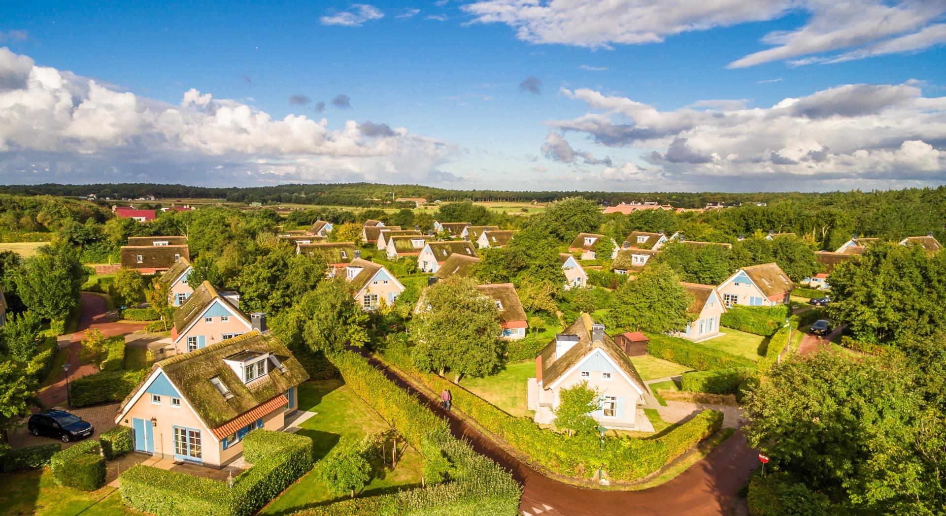 Vakantiedeal vakantiehuisje Kust Nederland 🏕️Roompot Kustpark Texel