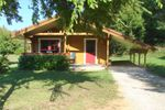 4-persoons bungalow Chalet Cahor