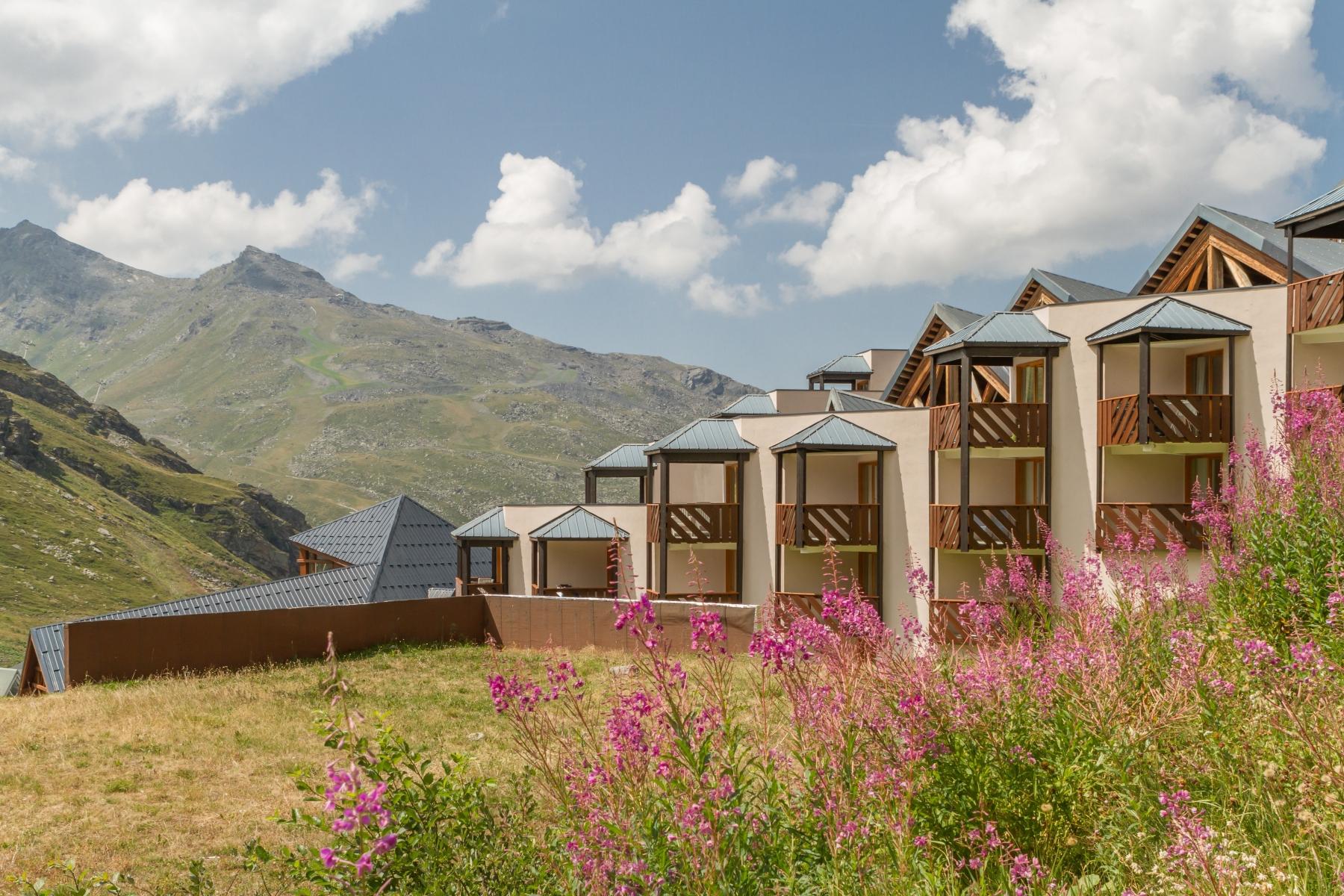 Super bungalow Franse Alpen 🏕️Pierre & Vacances Résidence Le Tikal