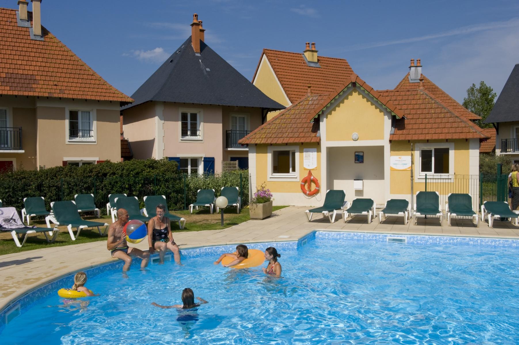 Korting vakantiepark Normandië 🏕️Pierre & Vacances Résidence Port Guillaume