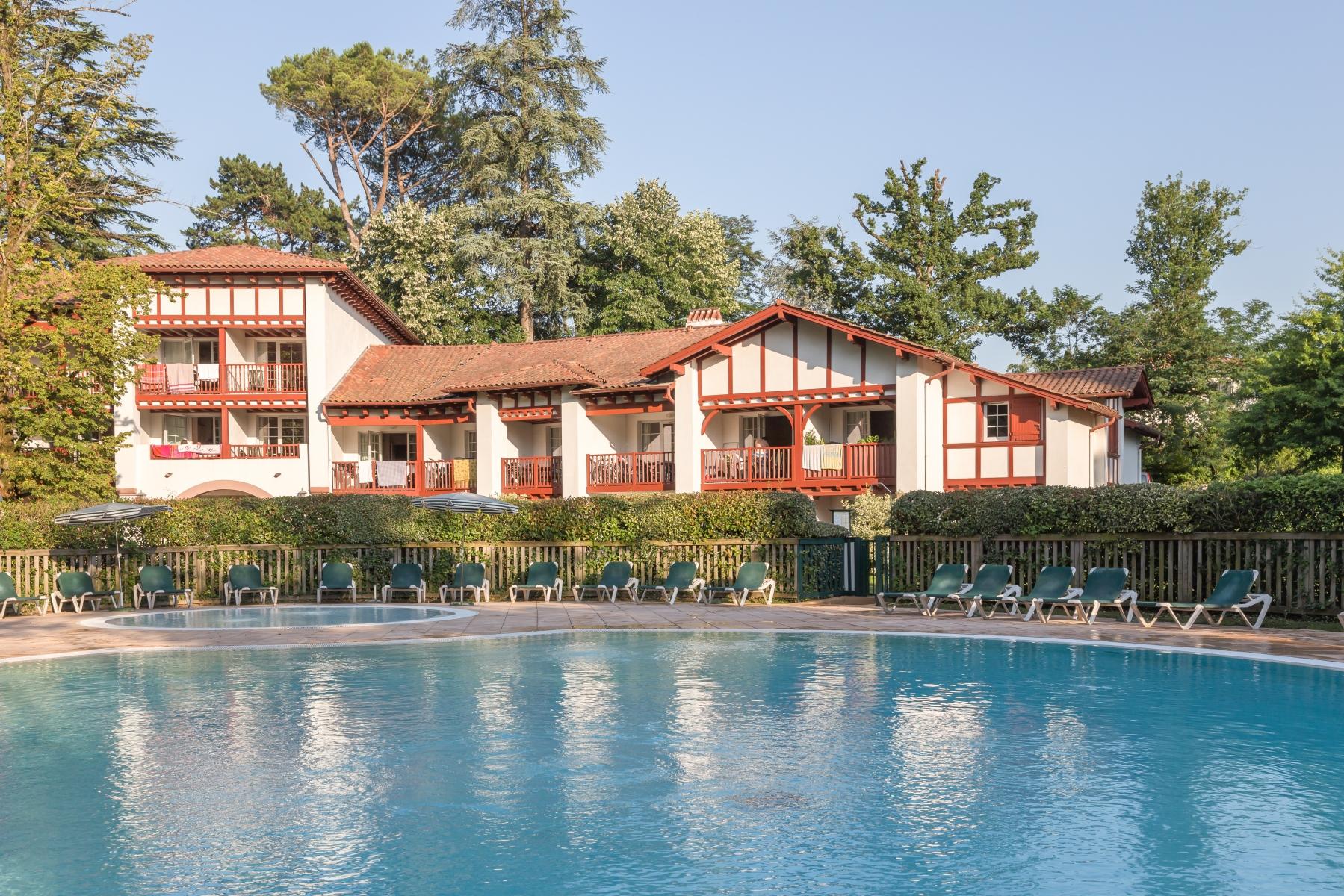 Super vakantiehuisje Pyrénées-Atlantiques 🏕️Pierre & Vacances Résidence Le Parc d'Arradoy