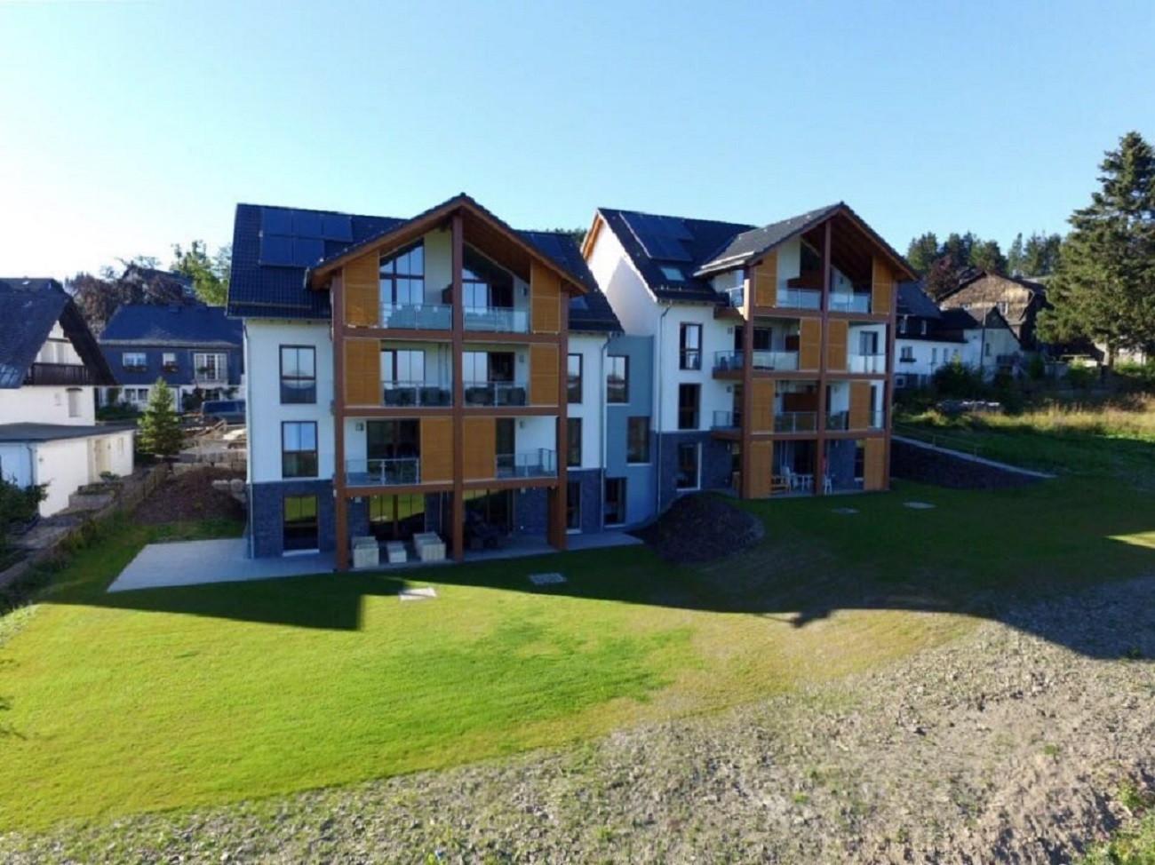 Korting vakantiehuisje Sauerland 🏕️UplandParcs Residence Astenberg