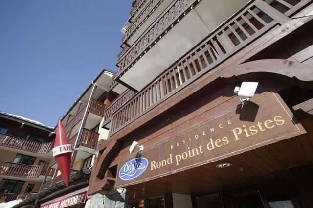 Le Rond Point des Pistes