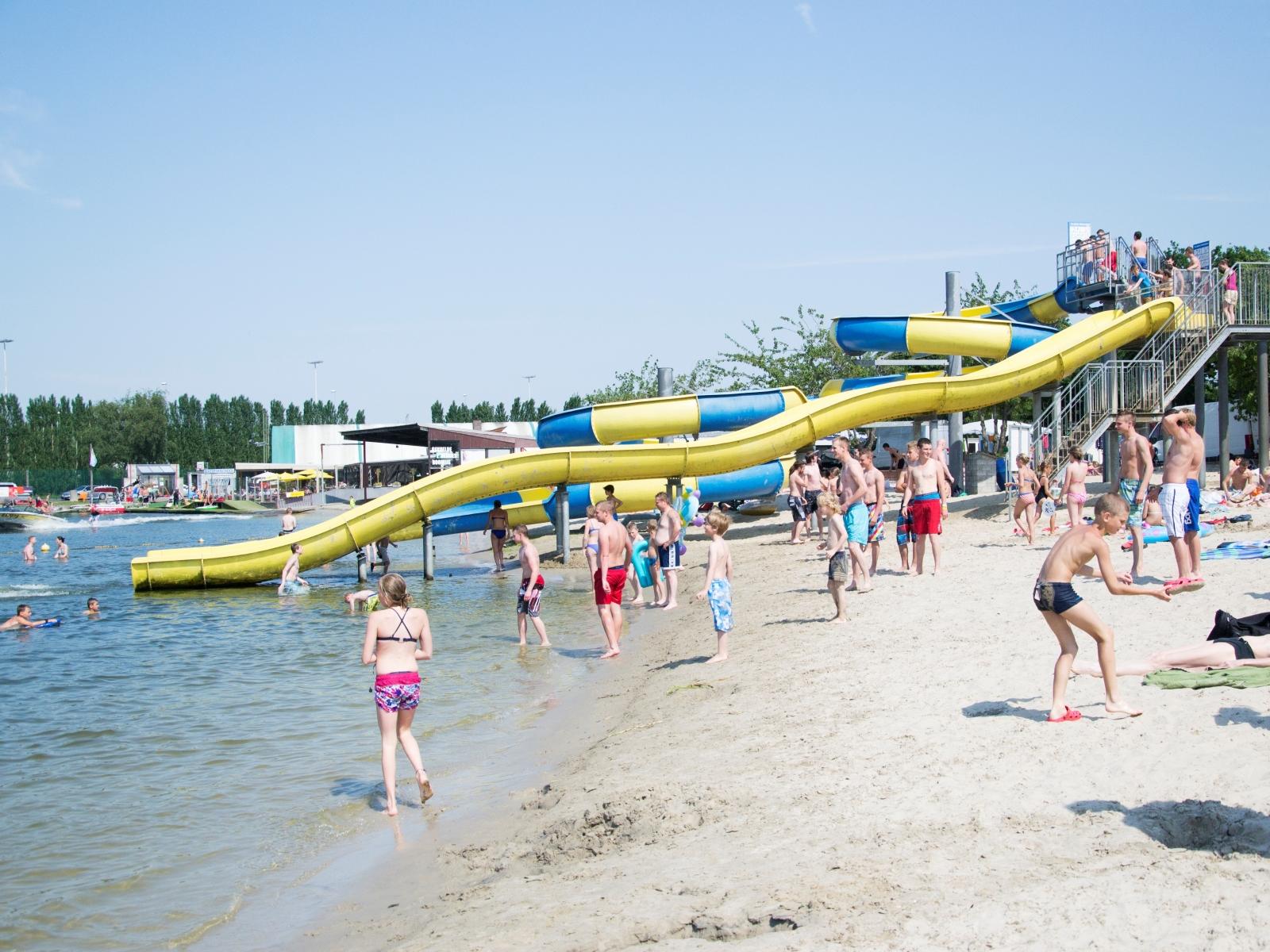 Aanbieding vakantiepark Brugse Ommeland 🏕️Recreatiepark Klein Strand