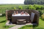 8-person cottage Goudplevier Wellness Plus