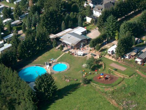 Aanbieding vakantiehuisje Belgische Ardennen 🏕️Camping Oos Heem