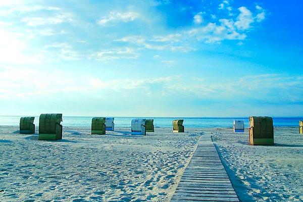Aanbieding vakantiepark Duitse oostzeekust 🏕️DanCenter Ostsee Strandpark Grömitz