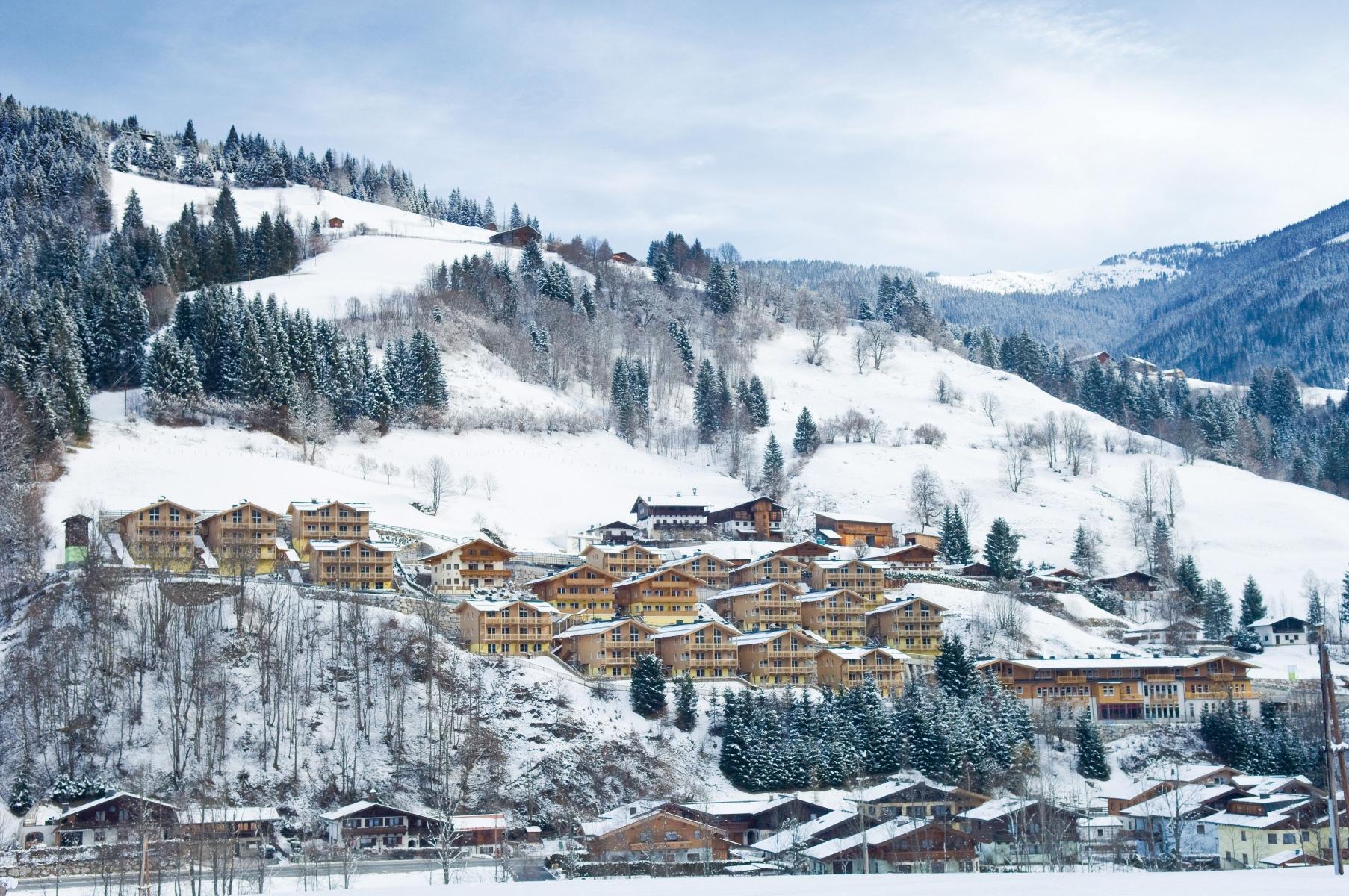 Aanbieding vakantiepark Zell am See - Kaprun 🏕️Landal Rehrenberg