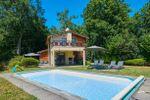8-Personen Ferienhaus Margaux Deluxe + Zwembad