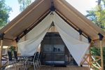 4-persoons tent Glamping