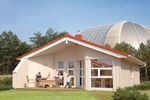 4-person holiday house Wellness P