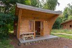 4-person mobile home/caravan Trekkershut Geurt 4 New