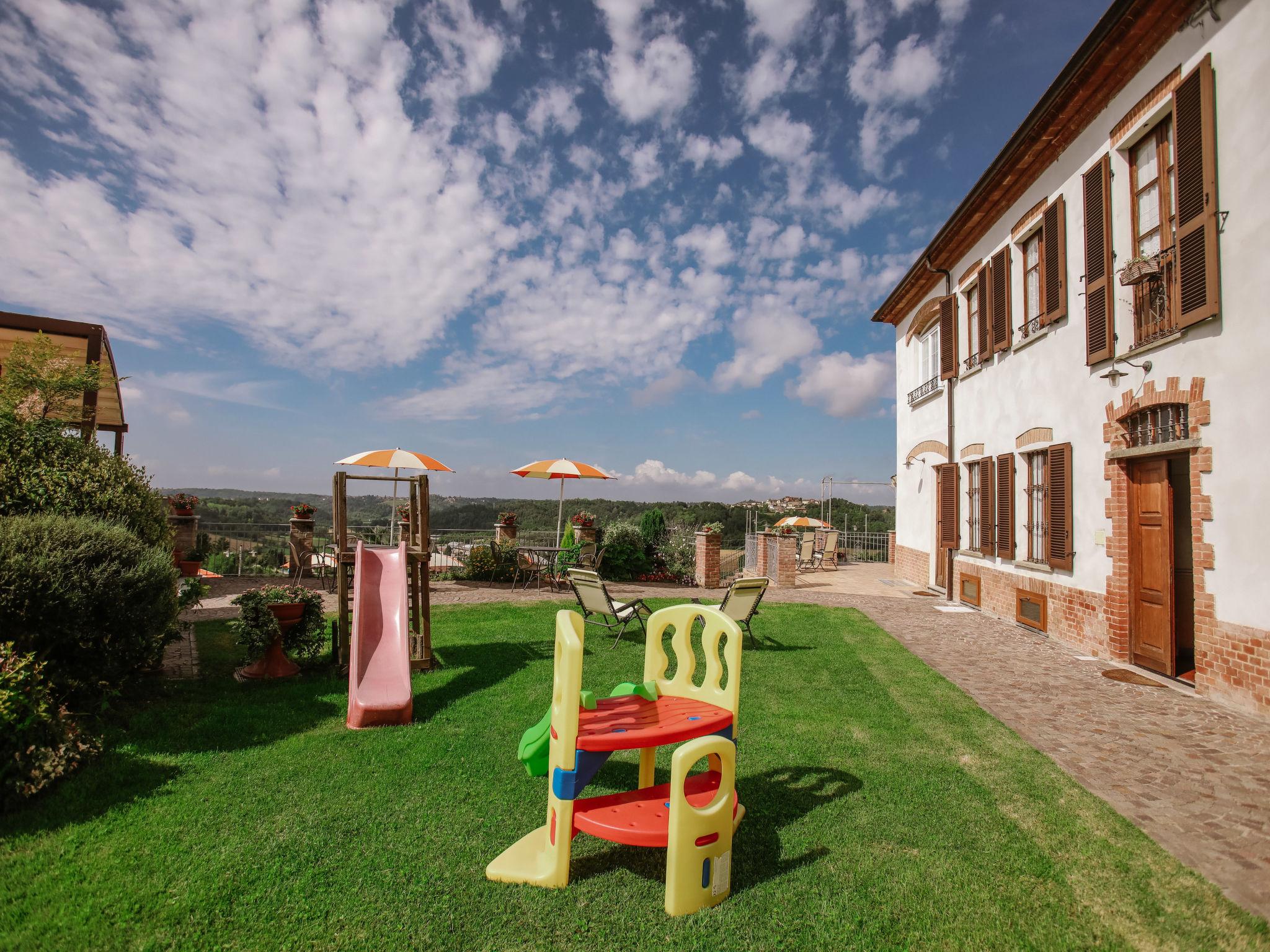 Aanbieding vakantiepark Asti 🏕️Il Pozzo Fiorito