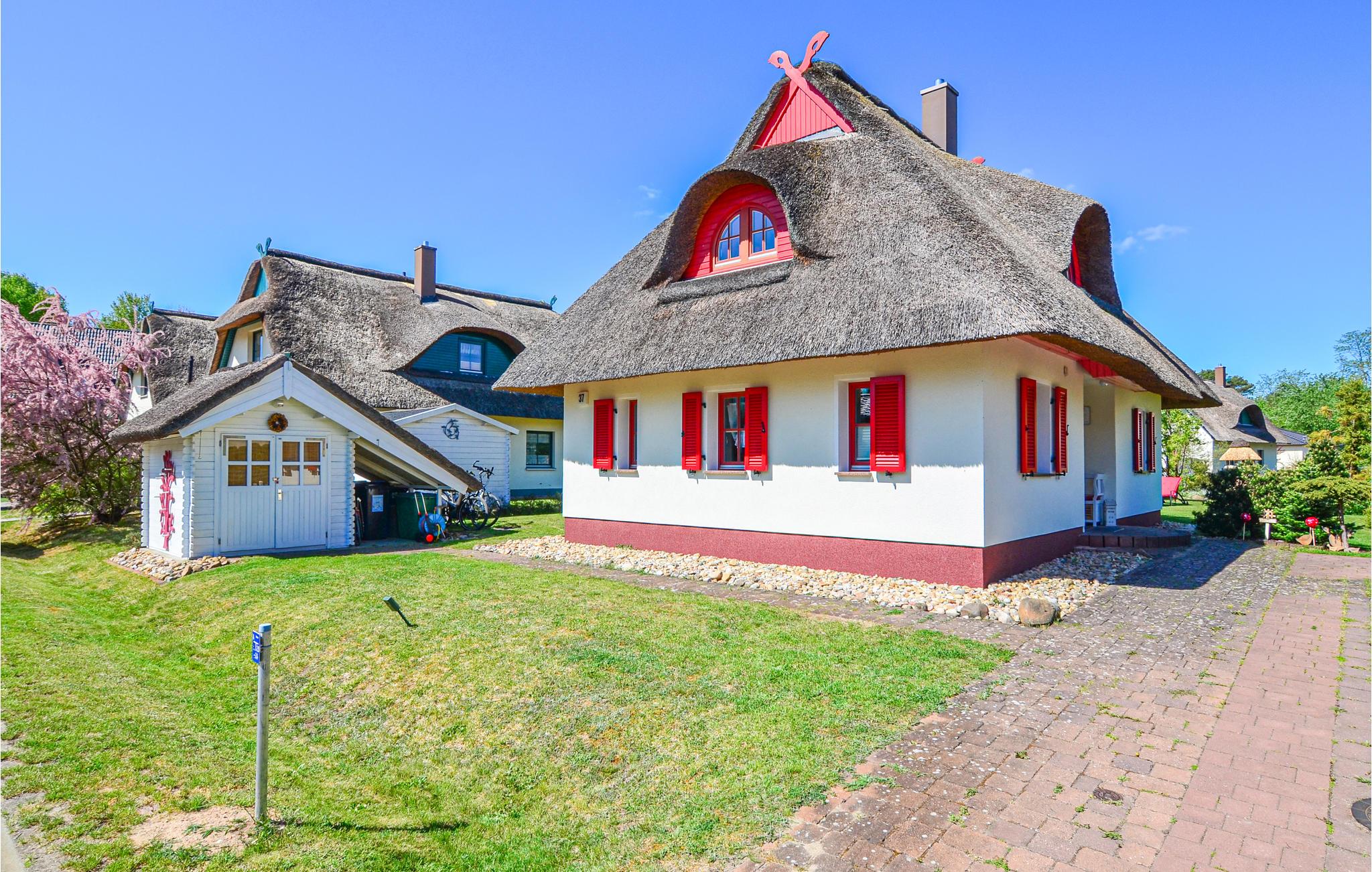 TIP bungalow Spreewald 🏕️Novasol Reethausdorf Wendisch-Rietz