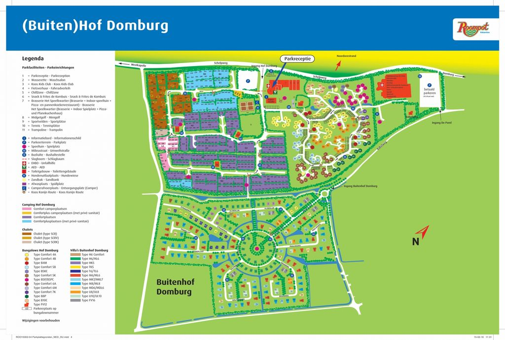 Roompot Hof Domburg