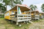 4-persoons stacaravan/chalet Beach Cottage