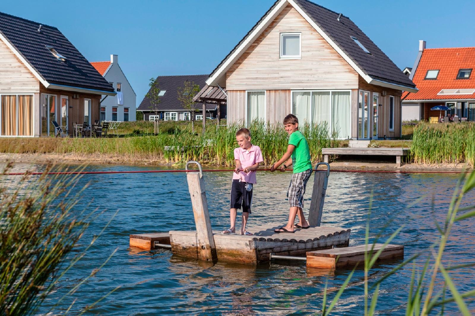 Vakantiedeal vakantiepark Kust Nederland 🏕️Landal Strand Resort Nieuwvliet-Bad