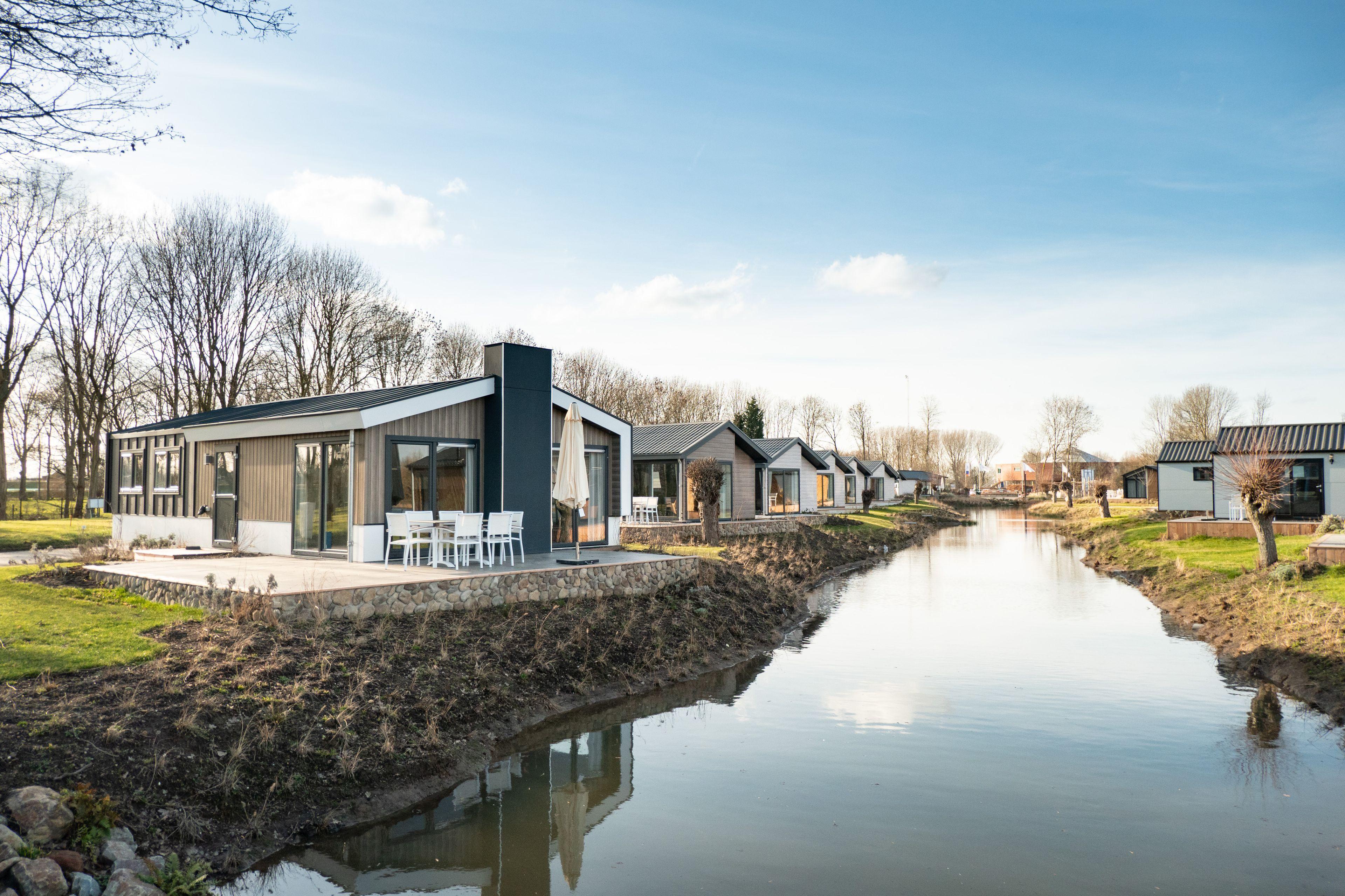 TIP vakantiehuisje  🏕️EuroParcs Resort aan de Maas