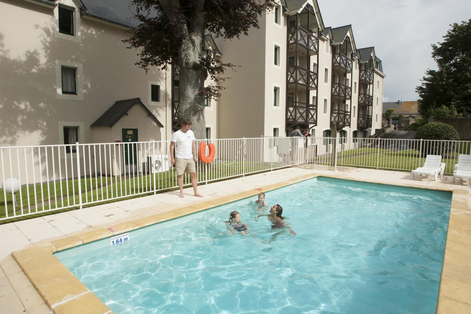 Korting vakantiepark Ille-et-Vilaine 🏕️Pierre & Vacances Résidence Ty Mat